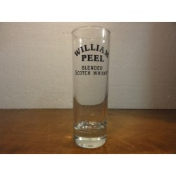 6 VERRES WILLIAM PEEL 22CL HT 15.20CM