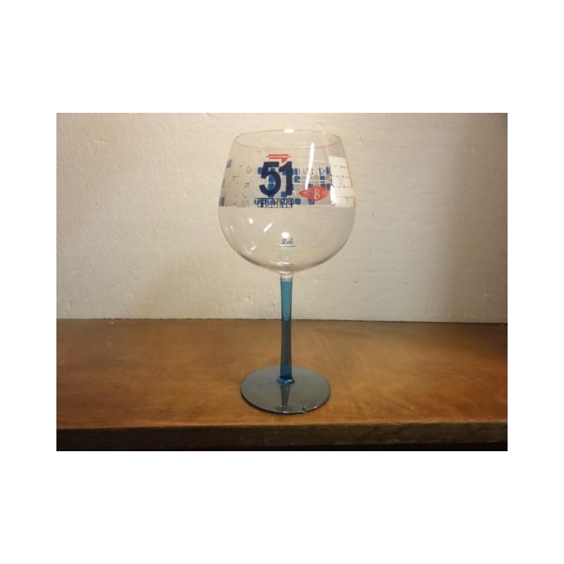 6 verres pastis 51 piscine en plastique dur tigrebock. Black Bedroom Furniture Sets. Home Design Ideas