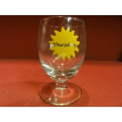 1 VERRE RICARD COLLECTOR  THURSD'Y