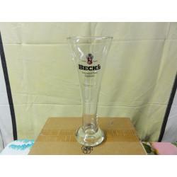 1 verre beck's 50cl