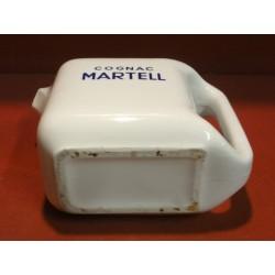 1 PICHET COGNAC MARTELL BLANC HT 13.50CM