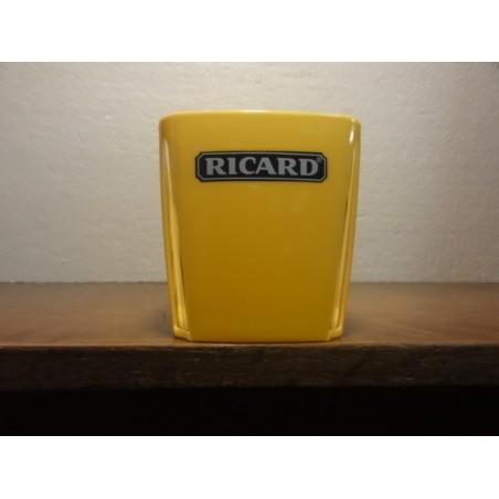 BAC AGLACE RICARD JAUNE 8.5X8.5X8.5