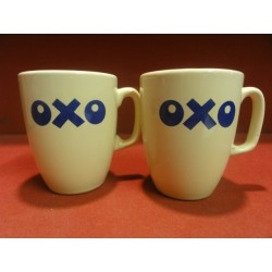 DEUX TASSES OXO  OCCASION
