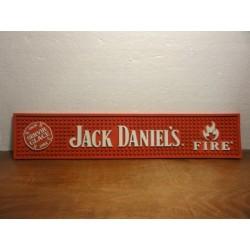TAPIS EGOUTTOIR JACK DANIEL'S  FIRE