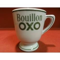 1 TASSE BOUILLON OXO  HT.9.20CM