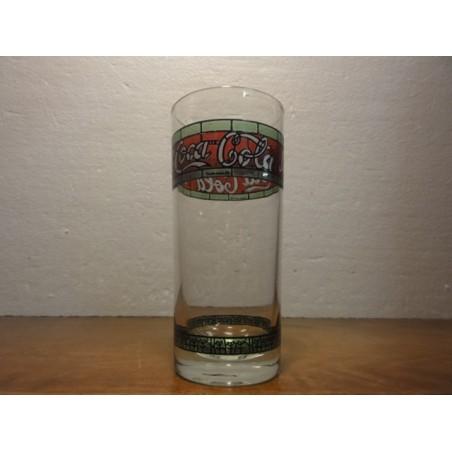 6 VERRES COCA-COLA  DRINK 25CL HT. 14CM