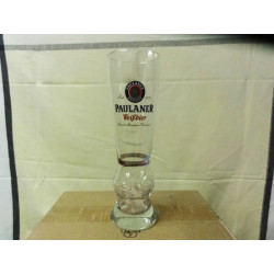 3 verres paulaner 50cl collector