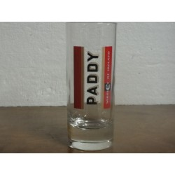 6 VERRES  WHISKY PADDY 17CL
