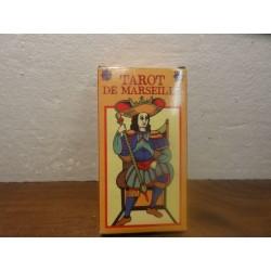 1 JEU DE TAROT DE MARSEILLE