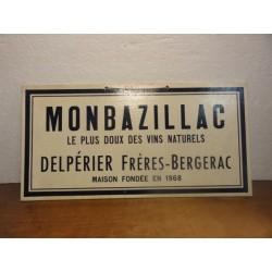 1 CARTON MONTBAZILLAC 32CM X16CM