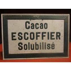 1 CARTON GAUFRE CACAO ESCOFFIER