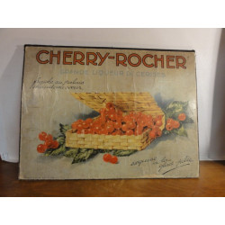 PORTE -MENU CHERRY ROCHER