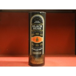 1 BOITE BLACK BUSH BUSHMILLS