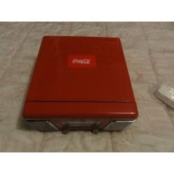 RADIO COCA-COLA  TOURNE DISQUE  PRISE USB