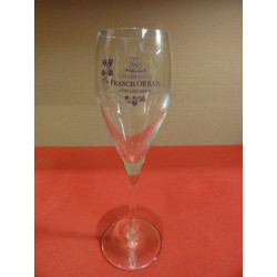6 FLUTES CHAMPAGNE FRANCIS ORBAN