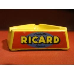 GRAND CENDRIER RICARD ANISETTE LIQUEUR 18X18X18