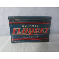 1 BOITE BOUGIE FLOQUET 13.50X10X8.50