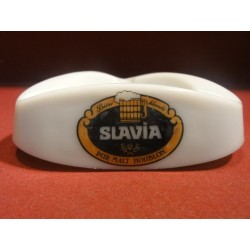 1 CENDRIER SLAVIA 12X12X12