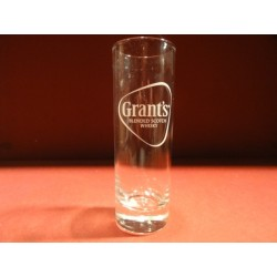 6 VERRES WHISKY GRANT'S HT 15,20 22CL