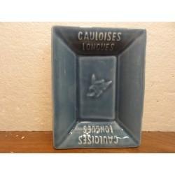 CENDRIER GAULOISE LONGUES  14CM X11CM