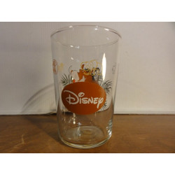 1 VERRE A MOUTARDE DISNEY