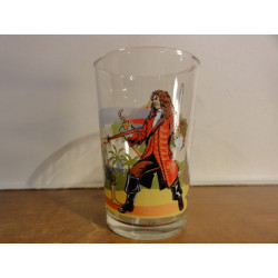 1 VERRE A MOUTARDE PETER PAN