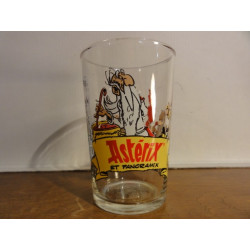 1 VERRE A MOUTARDE  ASTERIX