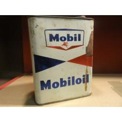 1 BIDON HUILE MOBIL