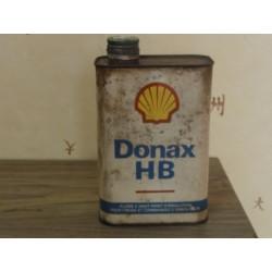 BIDON HUILE SHELL DONAX HB