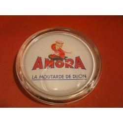 RAMASSE-MONNAIE  AMORA  DIAMETRE 16CM