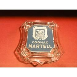 RAMASSE-MONNAIE  COGNAC MARTELL 19CM X16CM