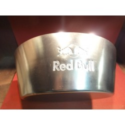 BAC RED BULL EN INOX  39CM X30CM