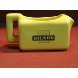 PICHET RICARD  JAUNE  11CM X6CM