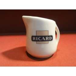 PETIT PICHET RICARD BLANC  HT. 7.50CM