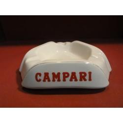 CENDRIER CAMPARI 19X19X19