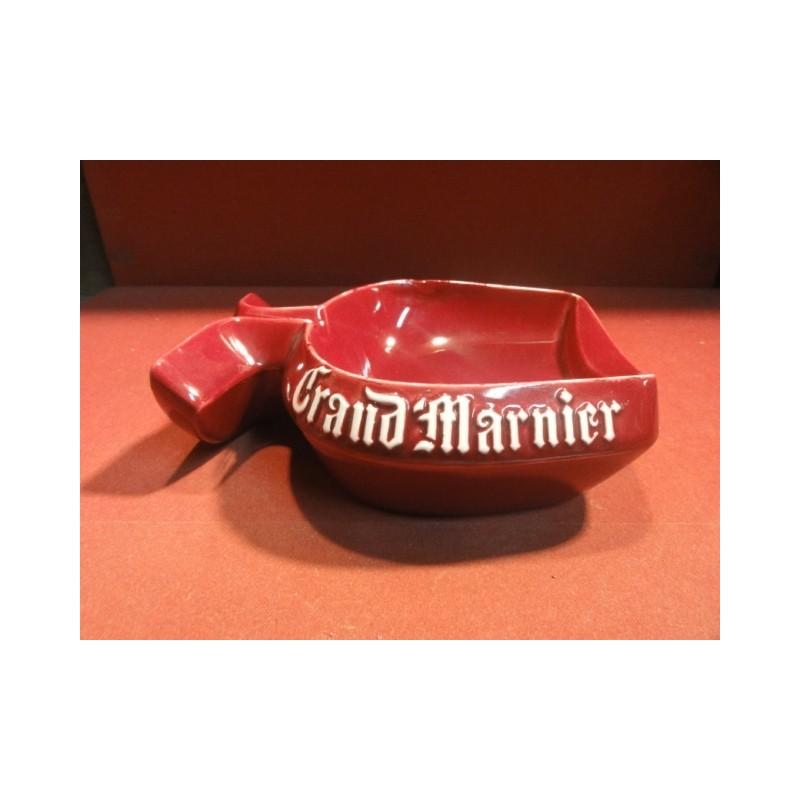 CENDRIER GRAND MARNIER  17.50CM X15.50CM