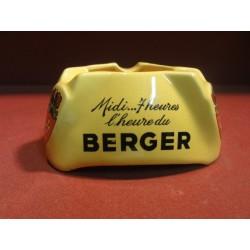 CENDRIER BERGER MIDI 7 HEURES