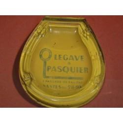 RAMASSE-MONNAIE  LEGAVE&PASQUIER NANTES 19CMX15CM