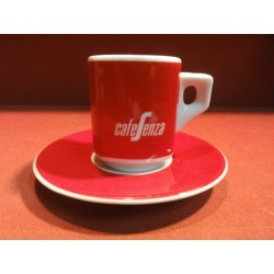 6 TASSES A CAFE SENZA ROUGE  SEGAFREDO