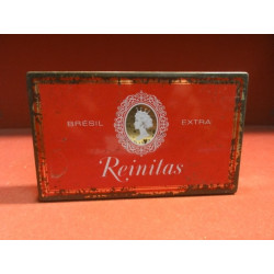 BOITE DE CIGARES  REINITAS  14.50CMX8.50CMX2.50CM