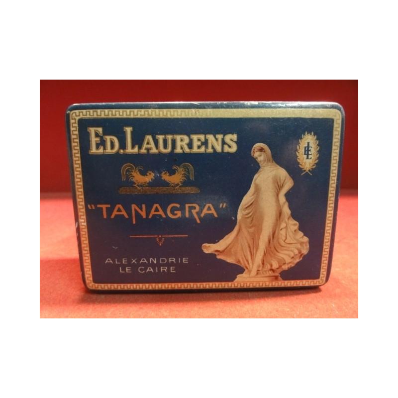 1 BOITE DE CIGARETTES LAURENS TANAGRA
