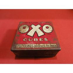1 BOITE  CUBES OXO