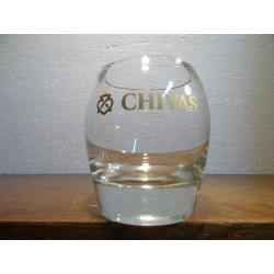 6 VERRES WHISKY  CHIVAS 30CL
