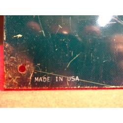 TOLE COCA-COLA MADE IN USA 44CM X31CM