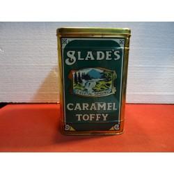 1 BOITE SLADE'S CARAMEL TOFFY HT.21.50CM