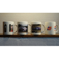 4 MUGS TOTAL COLLECTOR