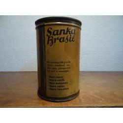 1 BOITE  CAFE SANKA BRASIL HT. 13CM