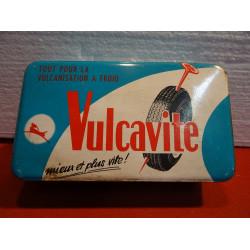 1 BOITE VULCAVITE BLEUE