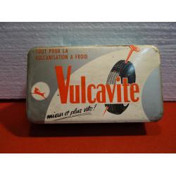 1 BOITE VULCAVITE GRISE