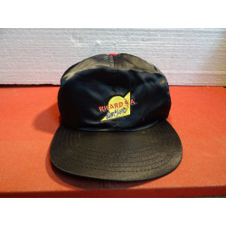 CASQUETTE RICARD  LIVE MUSIC 100% POLYAMIDE